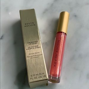 Kevyn Aucoin the Molten Lip Color Poppy Topaz